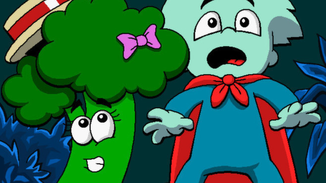 Pajama Sam Complete Pack Screenshot 1