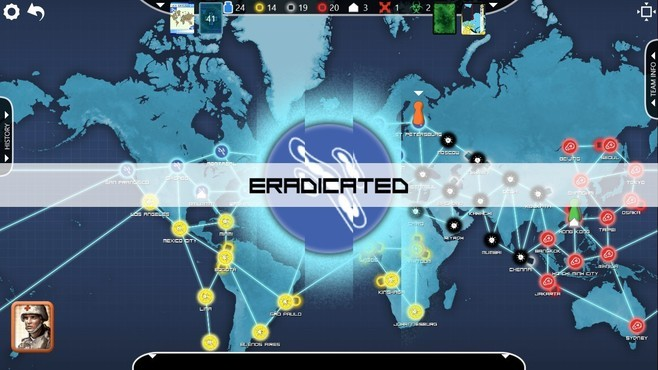 Pandemic: The Board Game Screenshot 3