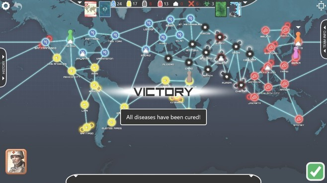 Pandemic: The Board Game Screenshot 8
