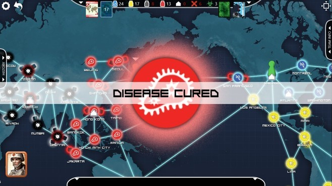 Pandemic: The Board Game Screenshot 10