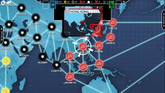 Pandemic: The Board Game Screenshot 13