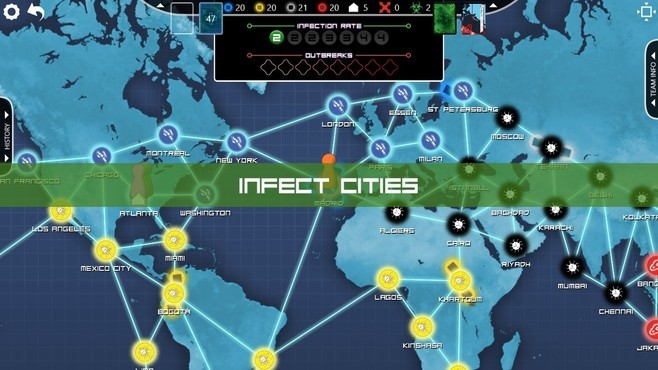 Pandemic: The Board Game Screenshot 16