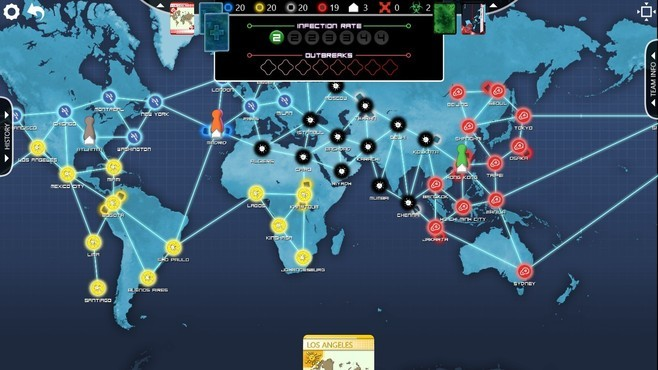 Pandemic: The Board Game Screenshot 20