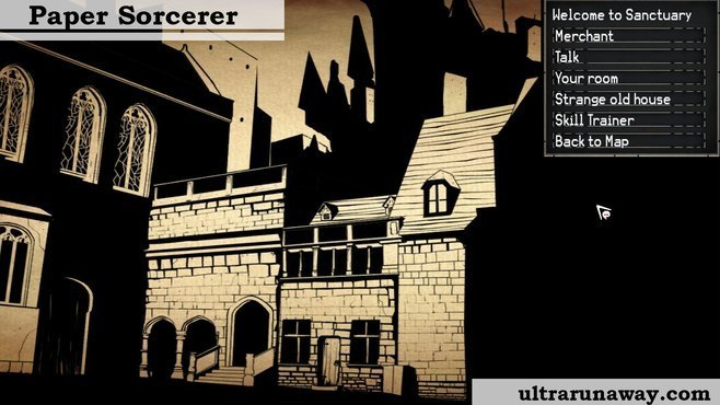 Paper Sorcerer Screenshot 3