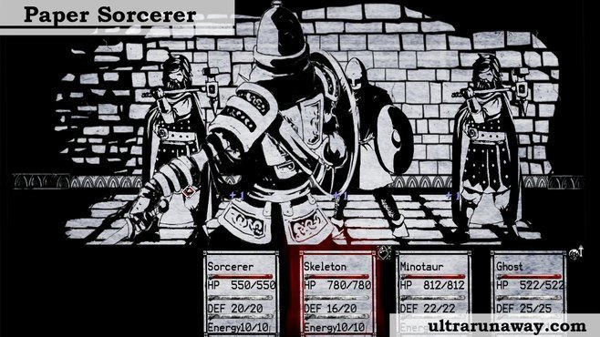 Paper Sorcerer Screenshot 7