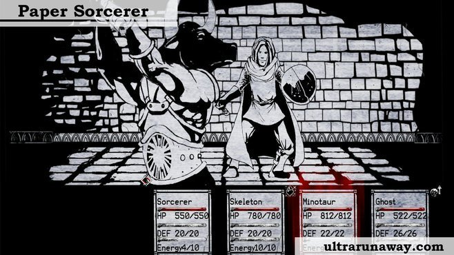 Paper Sorcerer Screenshot 8