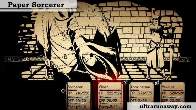 Paper Sorcerer Screenshot 10