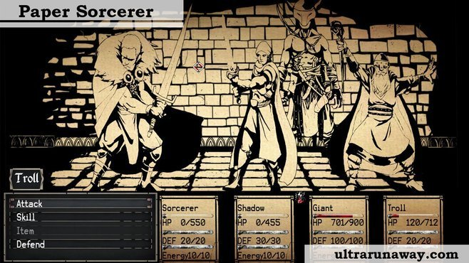 Paper Sorcerer Screenshot 14