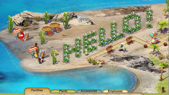 Paradise Beach Screenshot 1