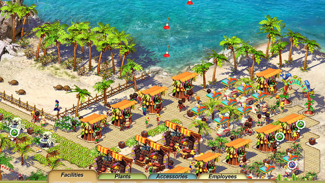 Paradise Beach Screenshot 2