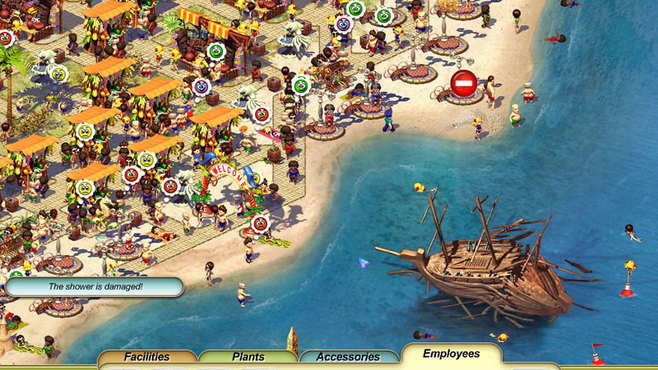 Paradise Beach Screenshot 4
