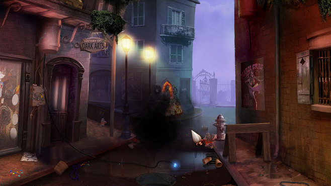 Paranormal Crime Investigations: Brotherhood of the Crescent Snake CE Screenshot 3