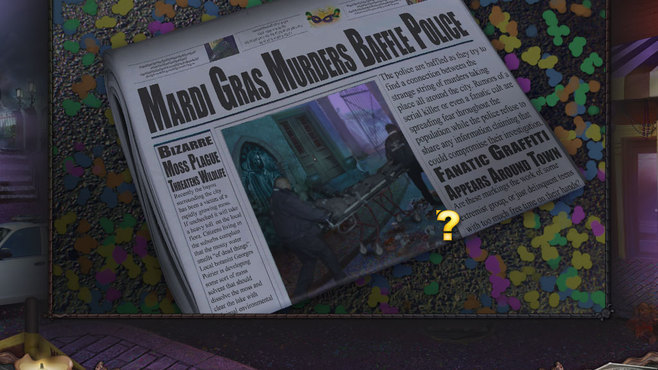 Paranormal Crime Investigations: Brotherhood of the Crescent Snake CE Screenshot 11