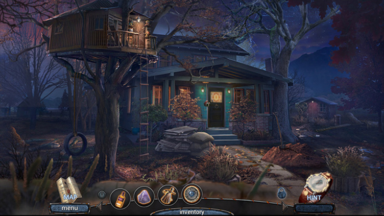 Paranormal Files: The Hook Man's Legend Collector's Edition Screenshot 4