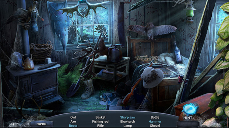 Paranormal Files: The Tall Man Collector's Edition Screenshot 2