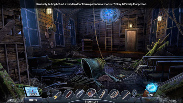 Paranormal Files: The Tall Man Collector's Edition Screenshot 6