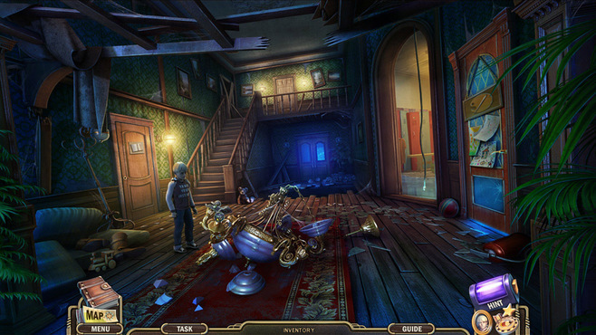 Paranormal Pursuit: The Gifted One Collector's Edition Screenshot 1