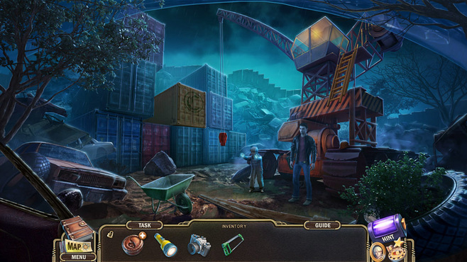 Paranormal Pursuit: The Gifted One Collector's Edition Screenshot 3