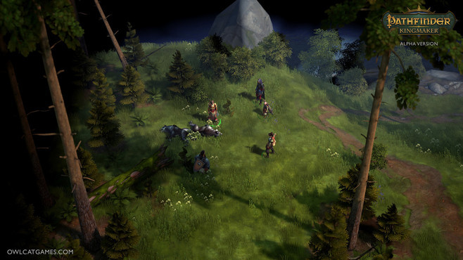Pathfinder: Kingmaker Royal Edition Screenshot 3
