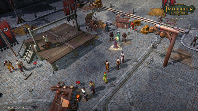 Pathfinder: Kingmaker Royal Edition Screenshot 4