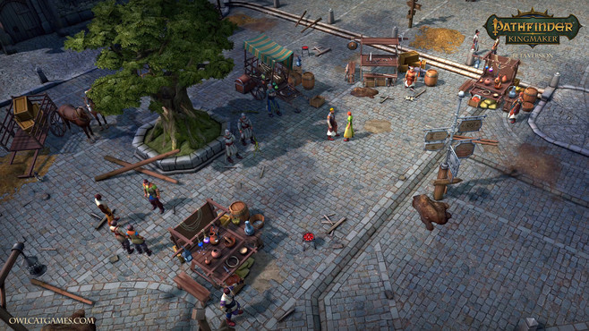 Pathfinder: Kingmaker Royal Edition Screenshot 6
