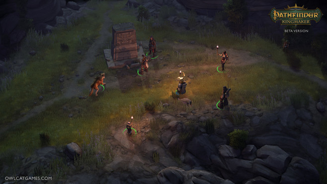 Pathfinder: Kingmaker Royal Edition Screenshot 8