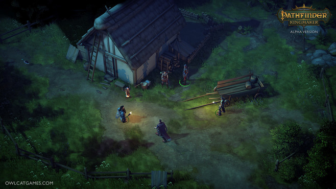 Pathfinder: Kingmaker Royal Edition Screenshot 9