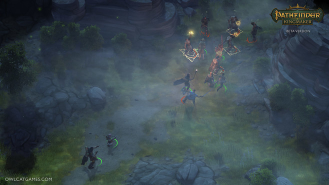 Pathfinder: Kingmaker Royal Edition Screenshot 10