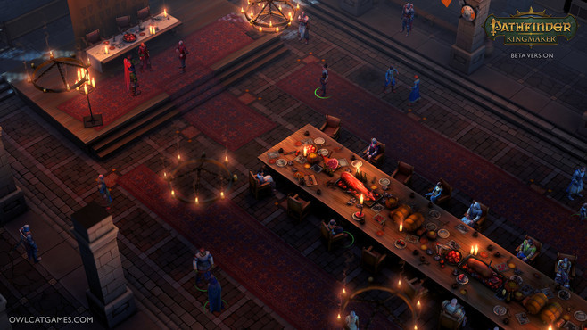 Pathfinder: Kingmaker Royal Edition Screenshot 11
