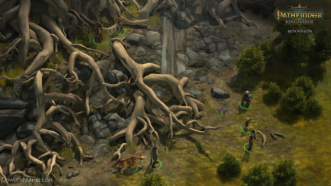 Pathfinder: Kingmaker Royal Edition Screenshot 12