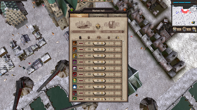 Patrician IV Screenshot 1