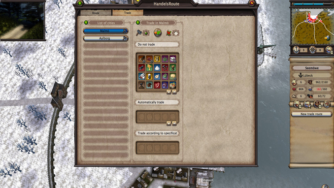 Patrician IV Screenshot 2