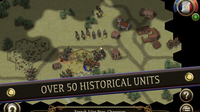 Peninsular War Battles Screenshot 1