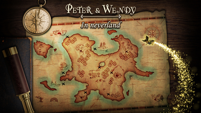 Peter & Wendy in Neverland Screenshot 1