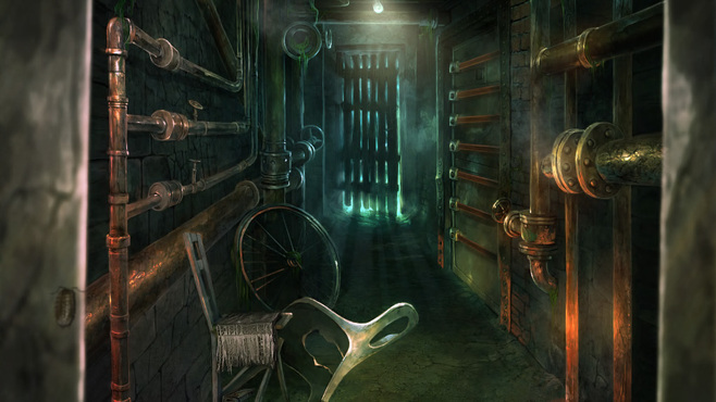 Phantasmat Collector's Edition Screenshot 1