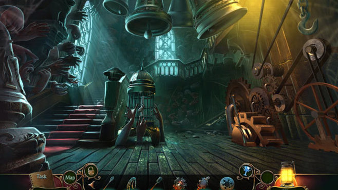 Phantasmat: Mournful Loch Collector's Edition Screenshot 1