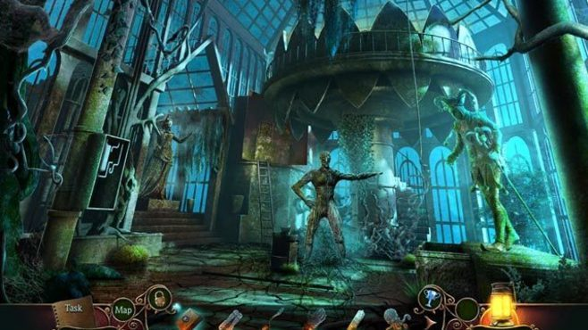 Phantasmat: Mournful Loch Collector's Edition Screenshot 2