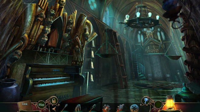 Phantasmat: Mournful Loch Collector's Edition Screenshot 4
