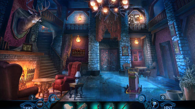 Phantasmat: Reign of Shadows Screenshot 3