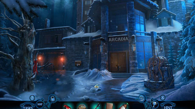 Phantasmat: Reign of Shadows Screenshot 1