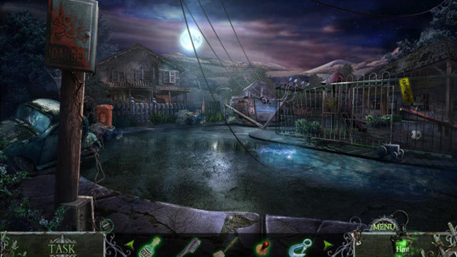 Phantasmat: Town of Lost Hope Screenshot 1