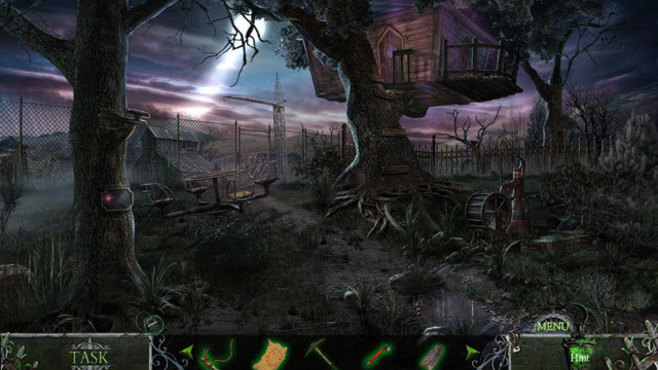 Phantasmat: Town of Lost Hope Screenshot 2