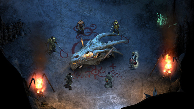 Pillars of Eternity: The White March - Part I Screenshot 1