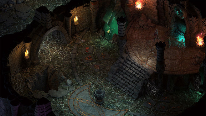 Pillars of Eternity Champion Edition Screenshot 1