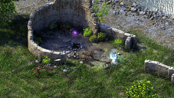 Pillars of Eternity Hero Edition Screenshot 3