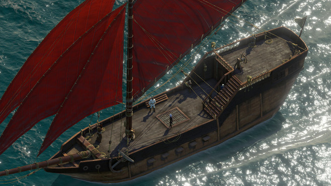 Pillars of Eternity II: Deadfire - Explorers Pack Screenshot 4