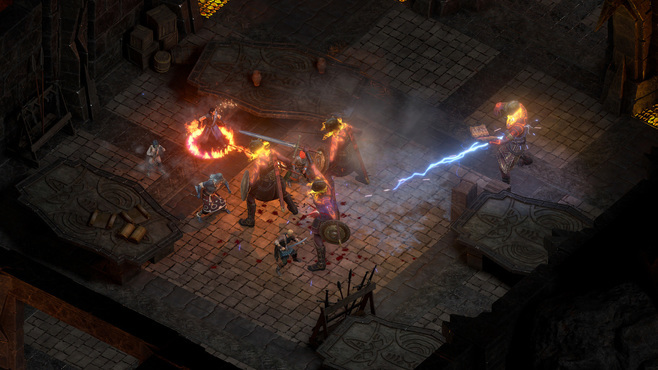 Pillars of Eternity II: Deadfire - Obsidian Edition Screenshot 1