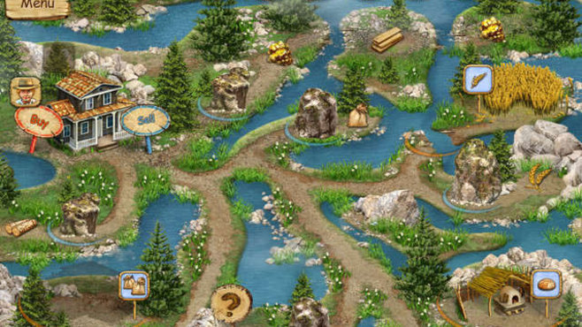 Pioneer Lands Screenshot 1