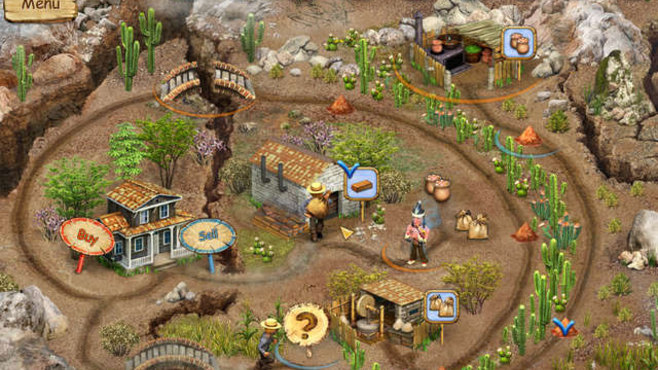 Pioneer Lands Screenshot 2