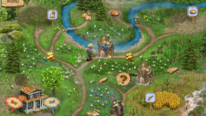 Pioneer Lands Screenshot 3
